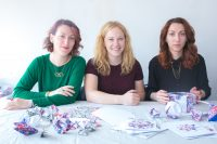 Kirsty Riddell and Origami 4 Fun collaboration