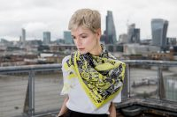 Kirsty Riddell fashion collaboration