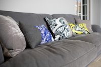 Kirsty Riddell homeware cushions