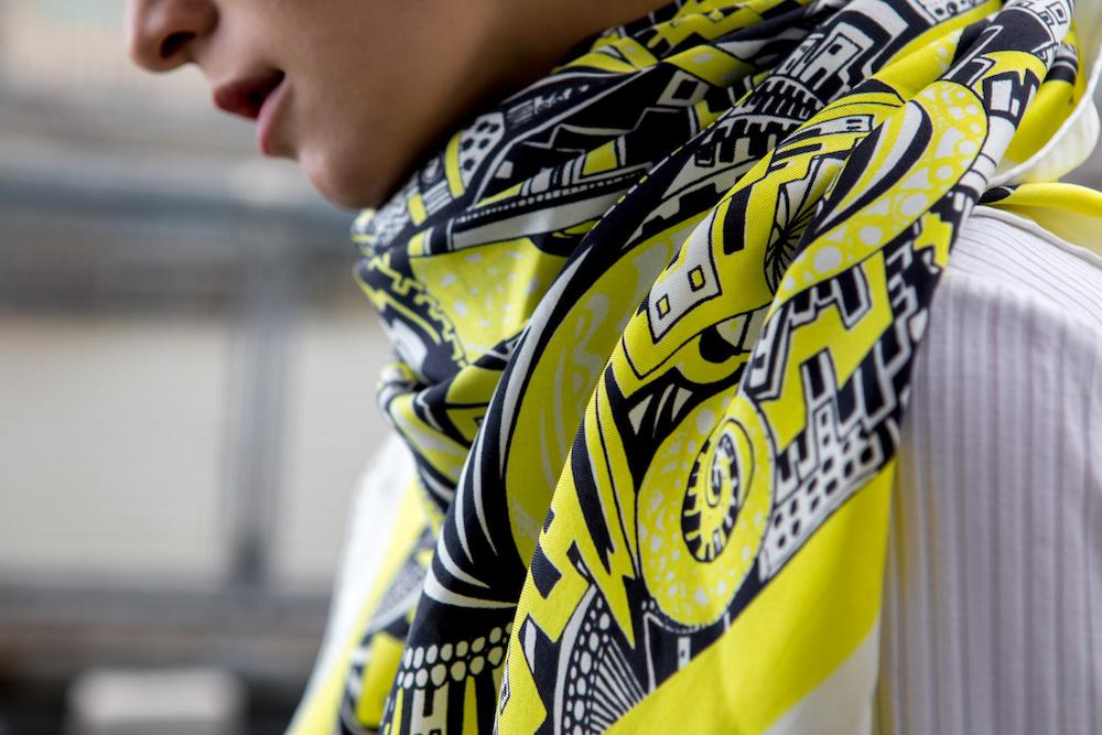 Kirsty Riddell scarf