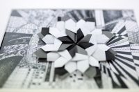 Origami artwork