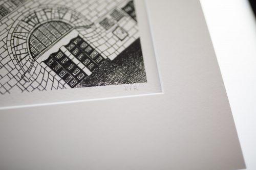 London galleries print