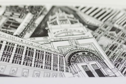 London museums by Kirsty Riddell