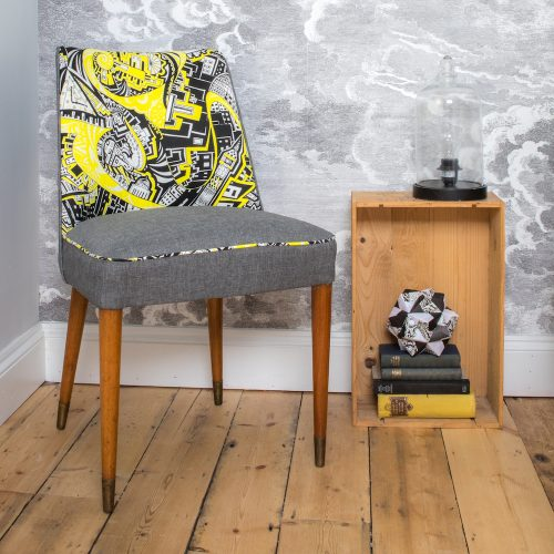 Kirsty Riddell dining chair