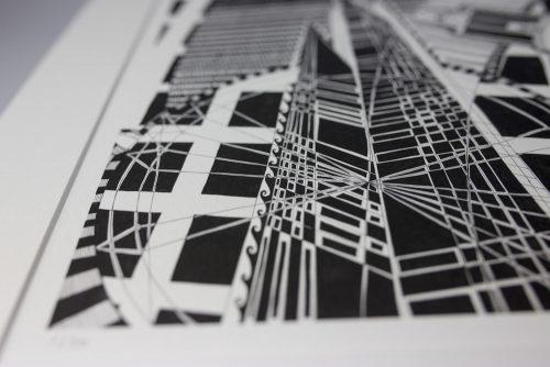 KR London BW III Print
