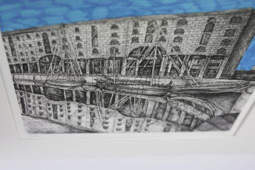 Liverpool Tate Print