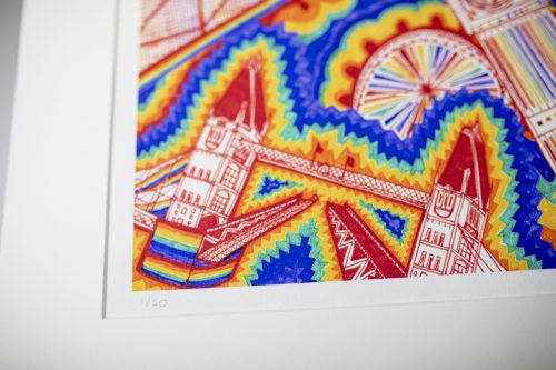Print London Pride