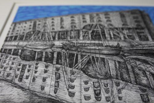 Tate Liverpool Print