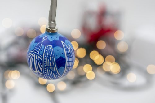 Baubles Kirsty Riddell