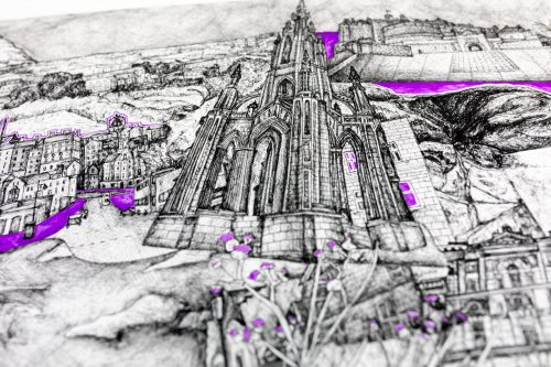 Edinburgh Purple