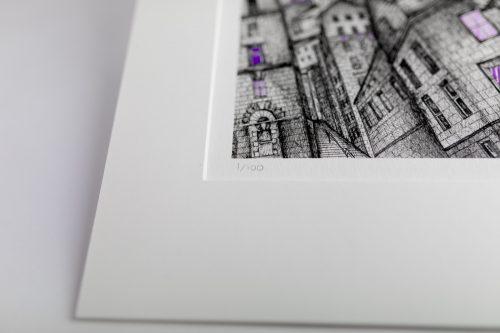 'Edinburgh Purple'
