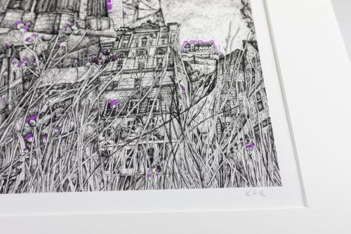 KR Edinburgh Purple