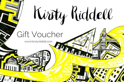 Gift Voucher Kirsty Riddell
