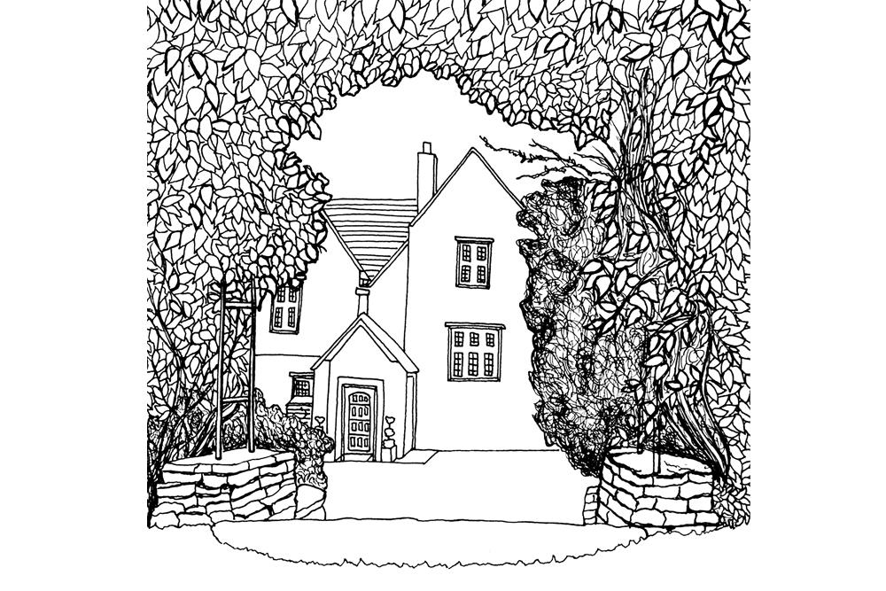 K&K Selwood drawing