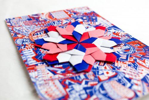 London R&B Origami