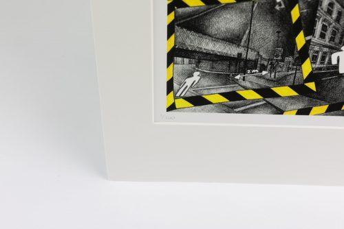 '2m of Love' prints
