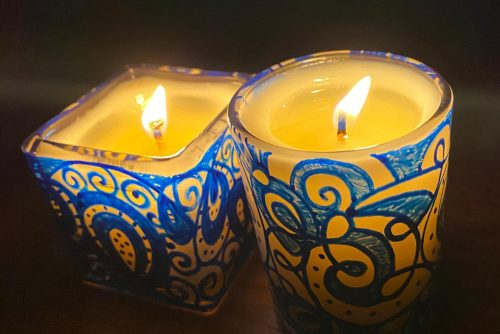 KR and Lanji Candles