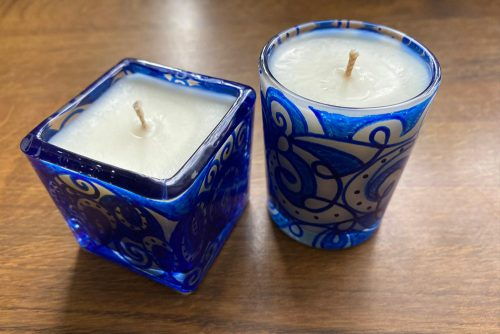 Lanji Candles and KR