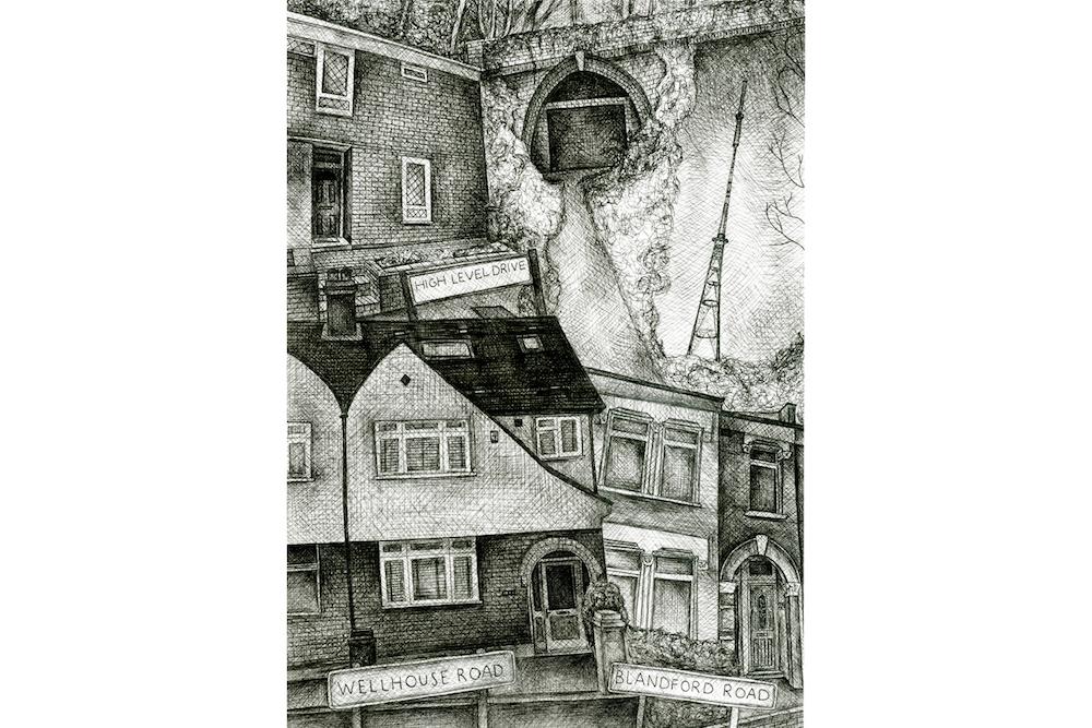 Homes drawing