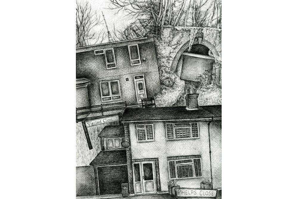 Homes final drawing